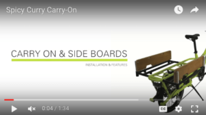 carry on video icon