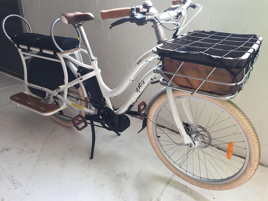 Cargocycles Boda V3 Lekkie