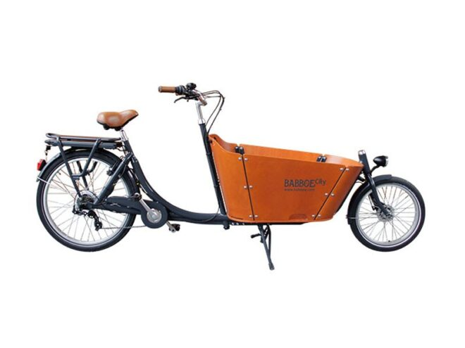 babboe city elektrische bakfiets zijaanzicht 800x600