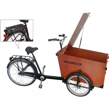 products babboe cargo bike transporter e battery 1