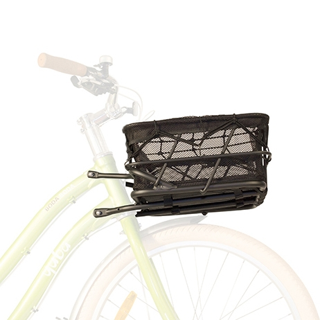 Yuba Bread Basket on bike