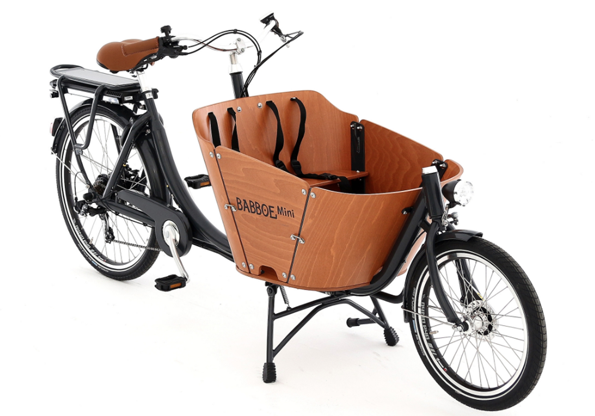 babboe mini electric cargo bike cargocycles. Black Bedroom Furniture Sets. Home Design Ideas