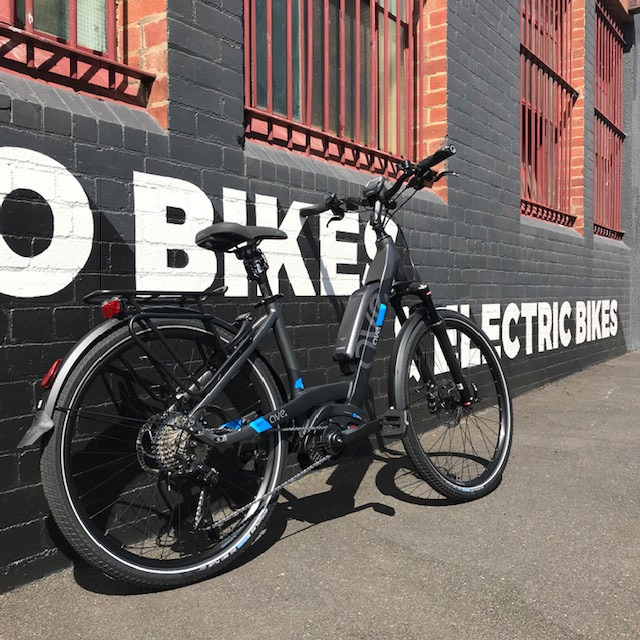 , AVE Electric Bikes full range in our Melbourne Store.