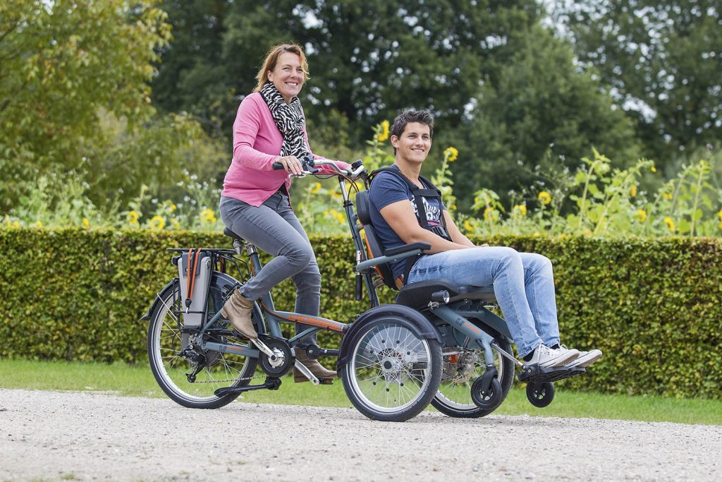 , Van Raam Special Needs Bikes and Trikes