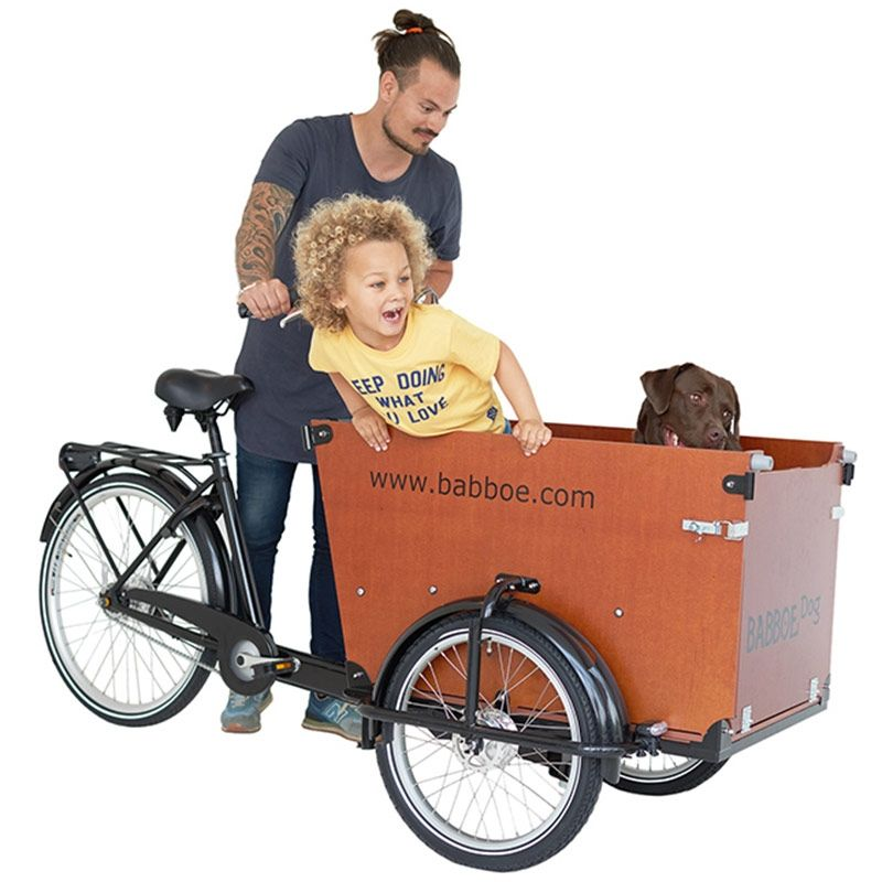 Babboe Dog Cargo Bike-2