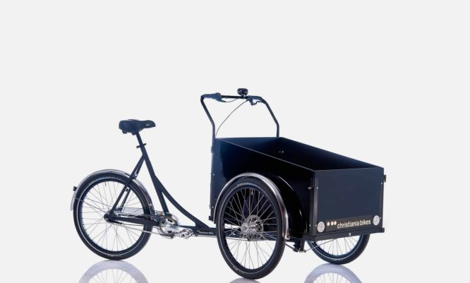 , Is the Model Light, from Christiania Bikes the most versatile cargo bike you can buy?