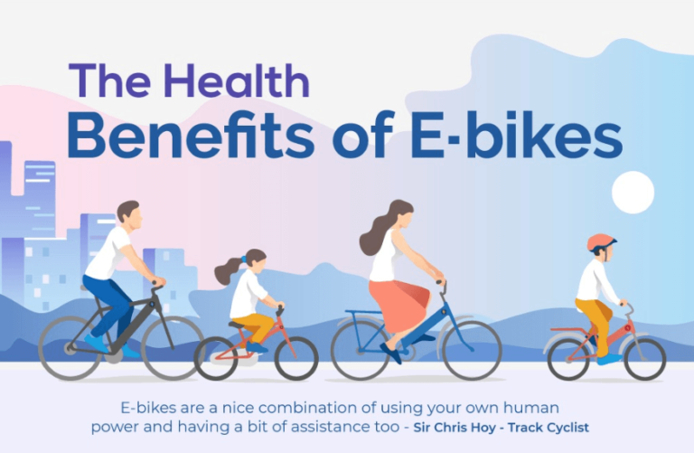 cargocycles health benefits