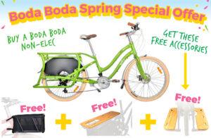Spring Boda offer
