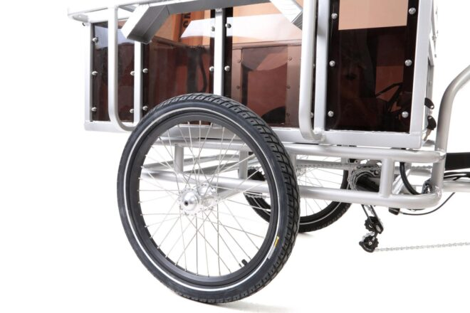 SanitovmovE cargo bike wheels
