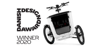 Butchers and Bicycles Danish Design Award 2020 Winner