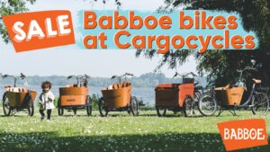 Babboe Sale banner