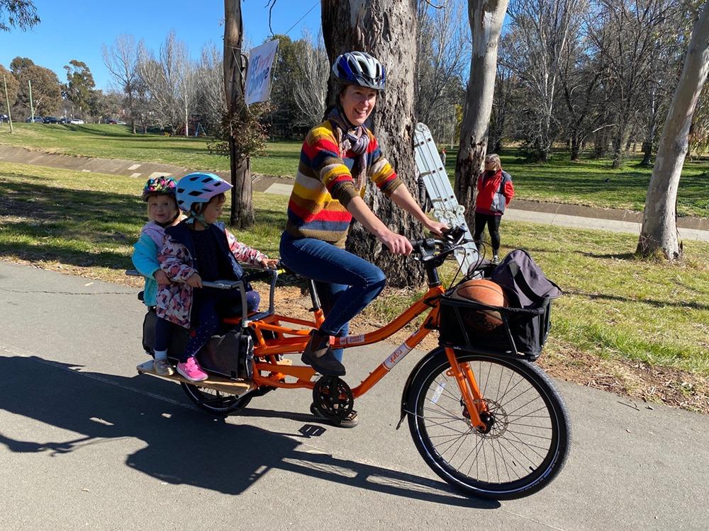 Canberra bikes